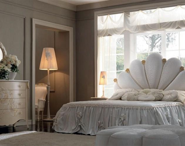 Mobilier dormitor clasic de lux Meteora
