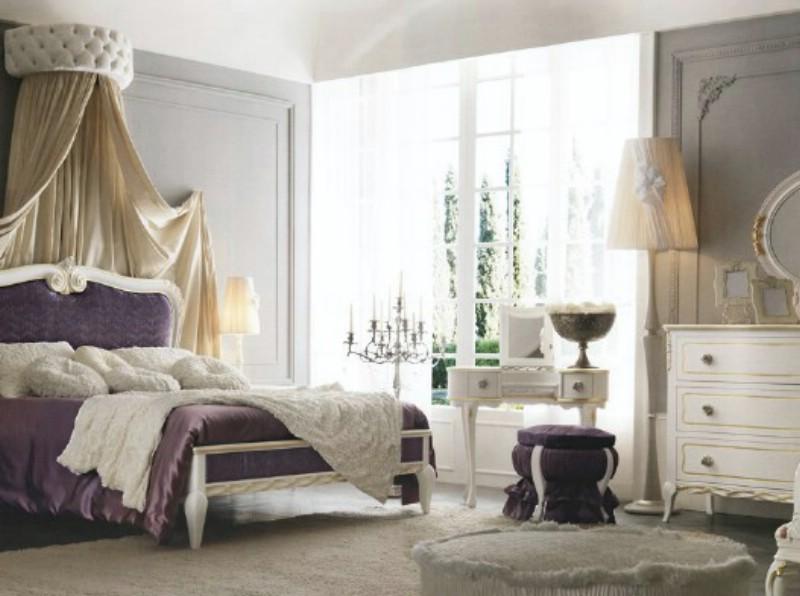 Mobilier dormitor clasic de lux Live