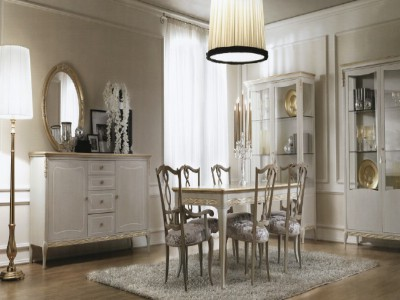 Mobilier dining clasic Live